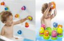 In toys for a bath live dangerous microorganisms, scientists warn