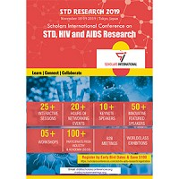 Scholars International Conference on STD, HIV and AIDS Research