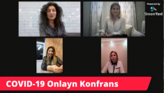 COVİD-19 online conference