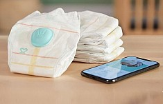 High-tech diapers promise to change the lives of parents
