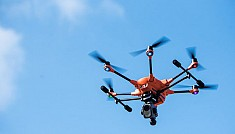 Drones will search for infected people