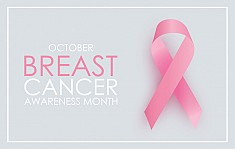 Preparing for the pink ribbon month