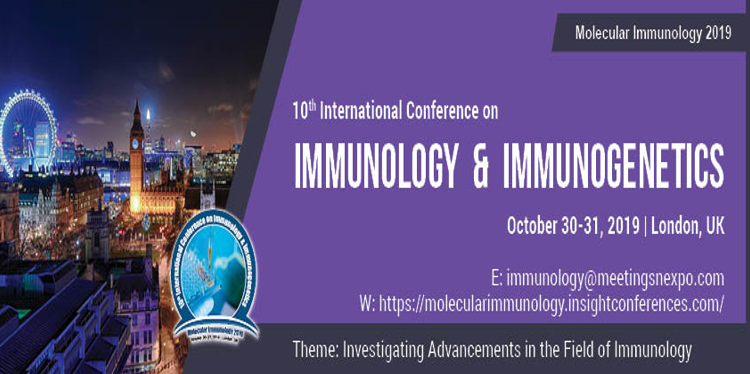 10th International Conference on Immunology & Immunogenetics