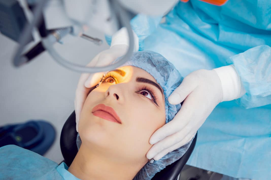 Results of eye surgery in Azerbaijan have increased